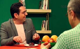 شوخی جناب خان با محمدرضا احمدی +فیلم
