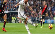 پیروزی تک گله رئال مادرید مقابل رایووالکانو/صعود موقت به رتبه سوم