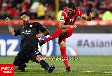 سه مقصر شکست السد برابر تیم فوتبال پرسپولیس/ پای یک ایرانی در میان است