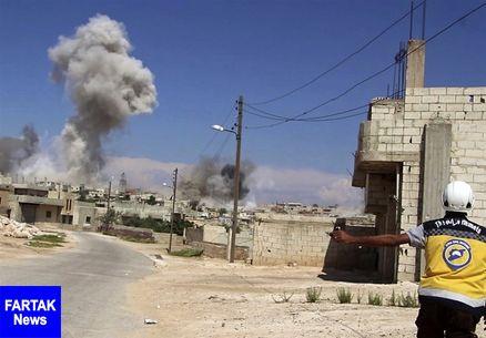 النصره مخازن گاز شیمیایی را به ادلب منتقل کرده است