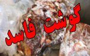 کشف 600 کیلو ضایعات گوشت و مرغ فاسد در مشهد