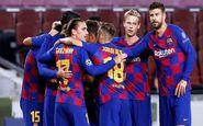 سه بازیکن دیگر در آستانه تمدید با بارسلونا