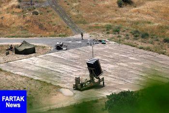 فوری: اصابت موشک به گنبد آهنین اسرائیل در جولان