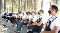 اختصاصی/ رویداد جهانی چوب به روایت تصویر