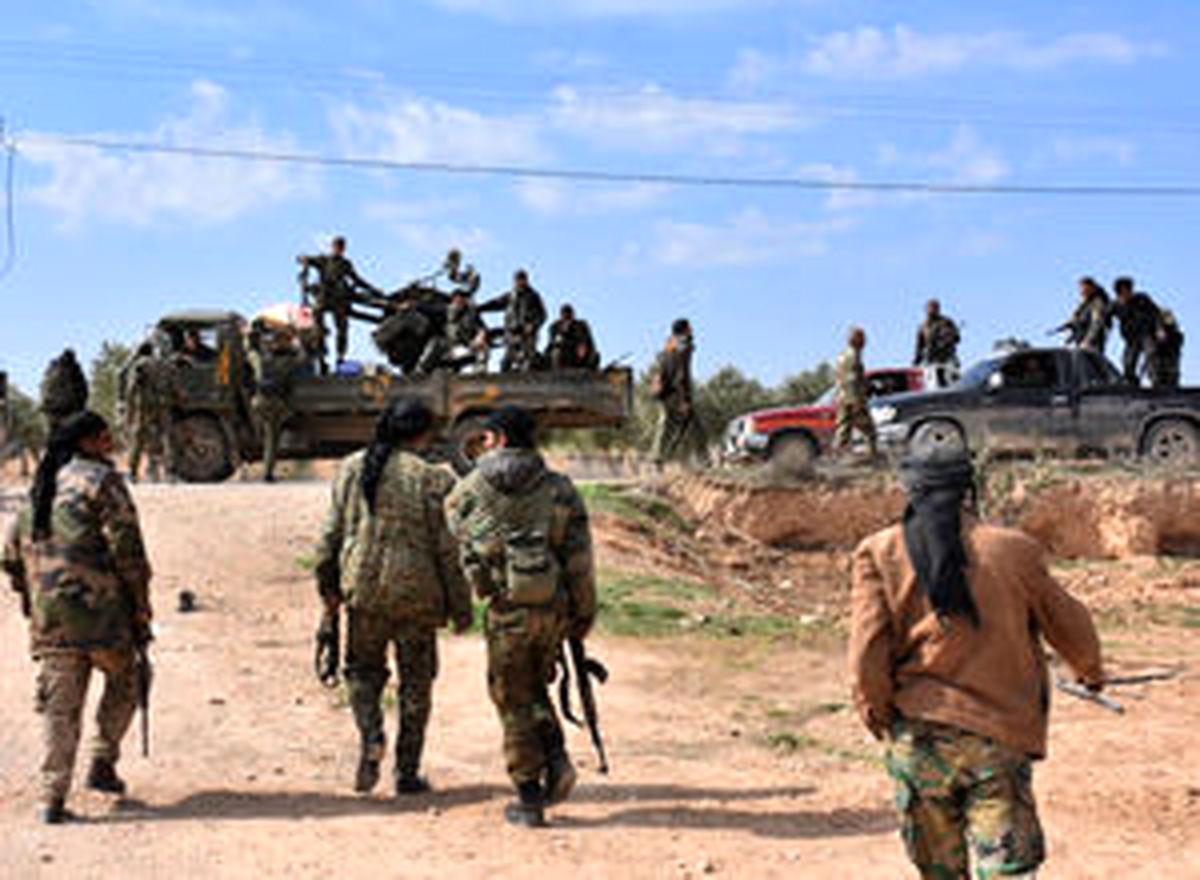 ارتش سوریه به مناطق شمالی القابون رسید