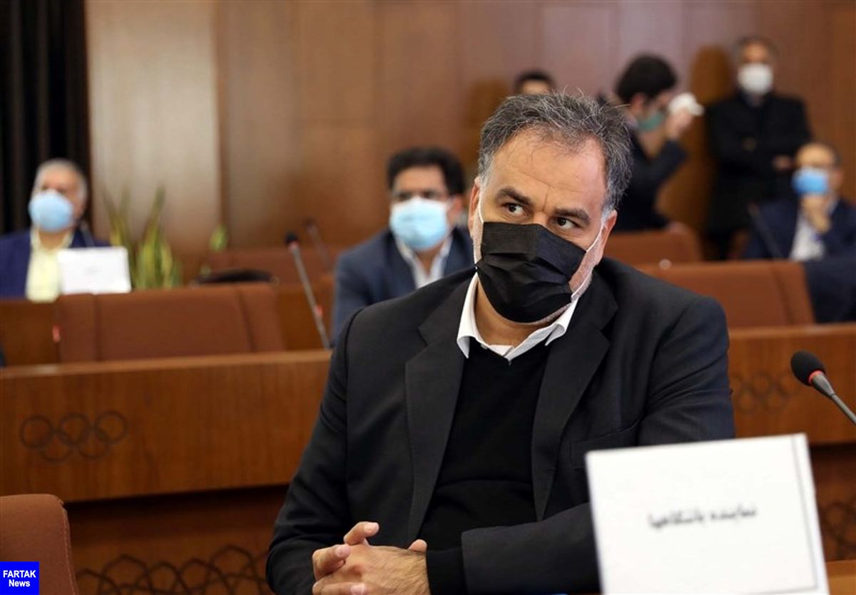احمد مددی: فکری به کارش ادامه میدهد