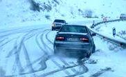 وضعیت جوی و ترافیکی راههای کشور