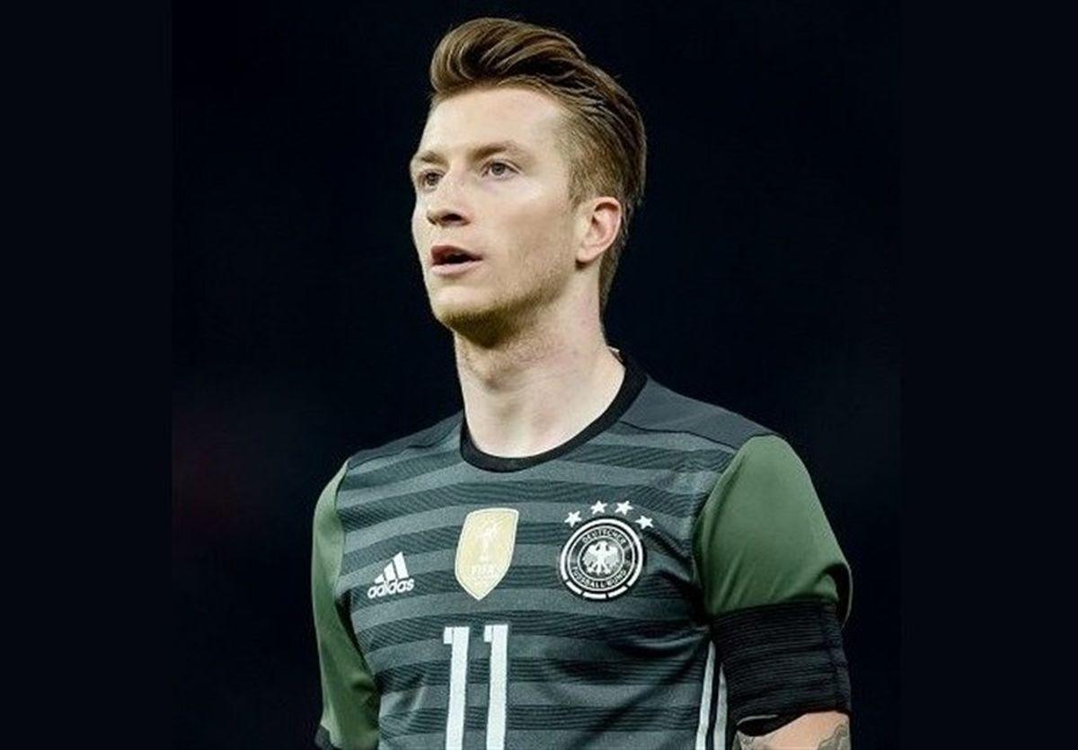 انصراف کاپیتان دورتموند از همراهی آلمان در یورو ۲۰۲۰