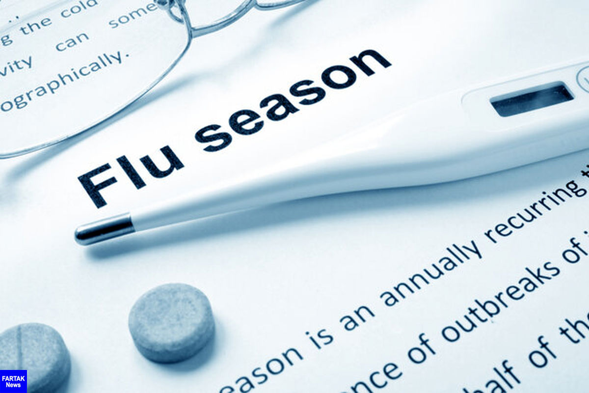 توصیههای آنفلوآنزایی به مسافران