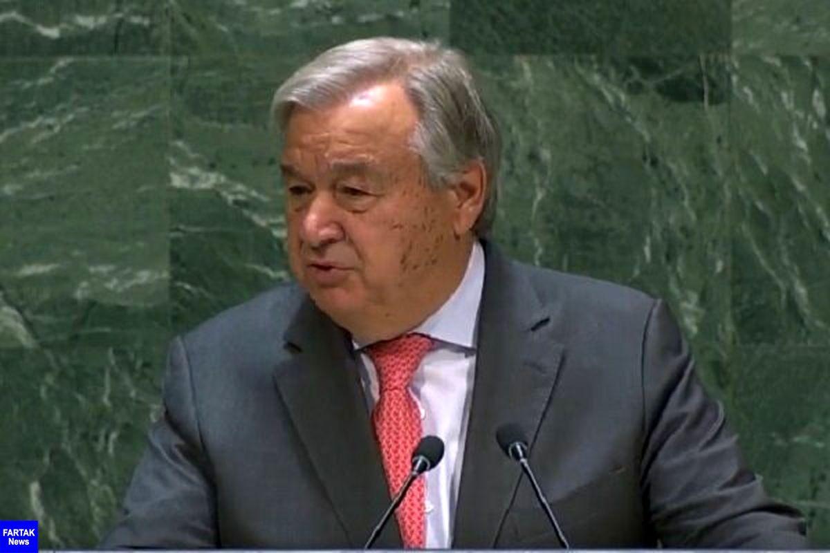 دبیرکل سازمان ملل خواستار آتش بس در لیبی شد