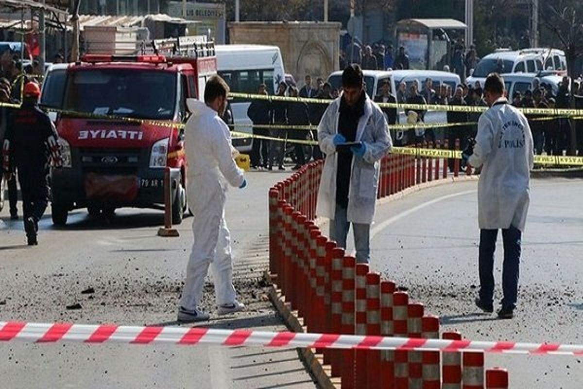 حمله موشکی «پ ک ک» به ترکیه چند کشته و زخمی بر جا گذاشت