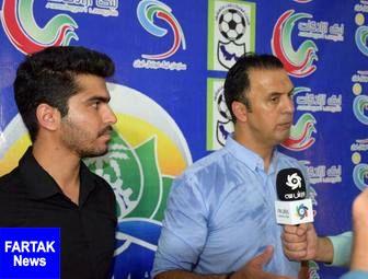 واکنش پاشازاده به تقابلش با پرسپولیس در جام حذفی