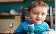 آلرژیهای غذایی کودکان