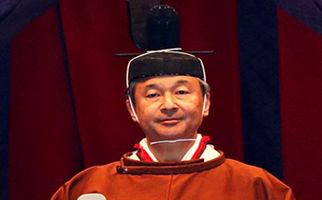 مراسم تاجگذاری امپراتور جدید ژاپن