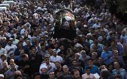 پیکر امامجمعه خمینیشهر با حضور پرشور مردم تشییع شد