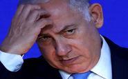 سوتی شرم آور نتانیاهو هنگام اعطای درجه به رئیس ستاد ارتش +فیلم