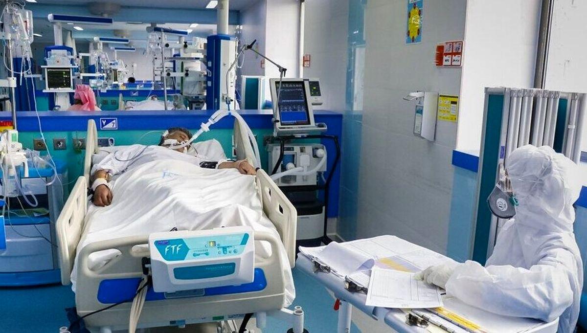 مبتلایان وحشتزده کرونایی،پشت در بیمارستان های تهران!