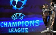 اعلام نتایج قرعه کشی لیگ قهرمانان اروپا