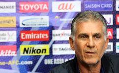 کی روش:دیدار با تونس تجربه خوبی برای بازیکنان بود