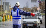 اجرای طرح فاصله گذاری اجتماعی در تهران