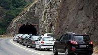 جاده چالوس امروز یکطرفه میشود