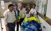 ایثار تکنسین اورژانس ۱۱۵ اصفهان، جان ۲ غریق را نجات داد
