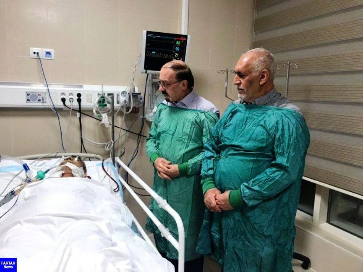 اهدای جایزه ۲۰۲۰ انجمن جهانی پیوند اعضا به پزشک ایرانی
