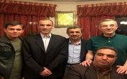 احمدینژاد با مشایی و بقایی دیدار کرد +عکس