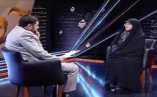 اشرف بروجردی: معتقدم روحانی خیلی تغییر ایجاد کرد + فیلم