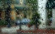 هشدار هواشناسی نسبت به رگبار باران و وزش باد شدید