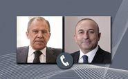 گفتگوی تلفنی لاوروف و چاووش اوغلو درخصوص مناقشه قره باغ