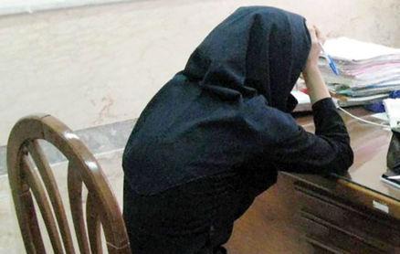 2 مرد دست و پای خانم دکتر تهرانی را در حمام بستند! +عکس