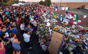 دسته گلهایی پر از عشق برای مردگان الپاسو