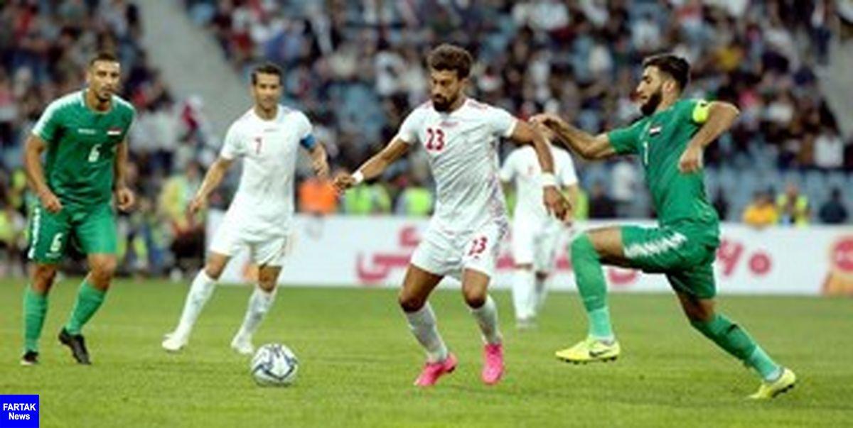 این تیم، تیم ملی ایران به دهه 40 برگشته