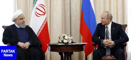 پوتین: روابط اقتصادی با ایران روزبروز بیشتر می شود
