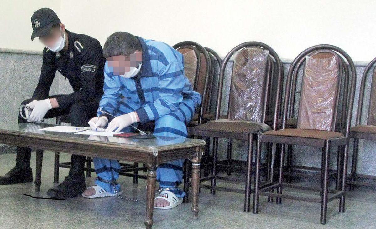 تکه تکه شدن زن تهرانی جلوی کودکش/ شوهر در واتس آپ چه دید؟! + عکس