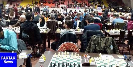 شطرنجباز آذربایجانی قهرمان جام کاسپین شد