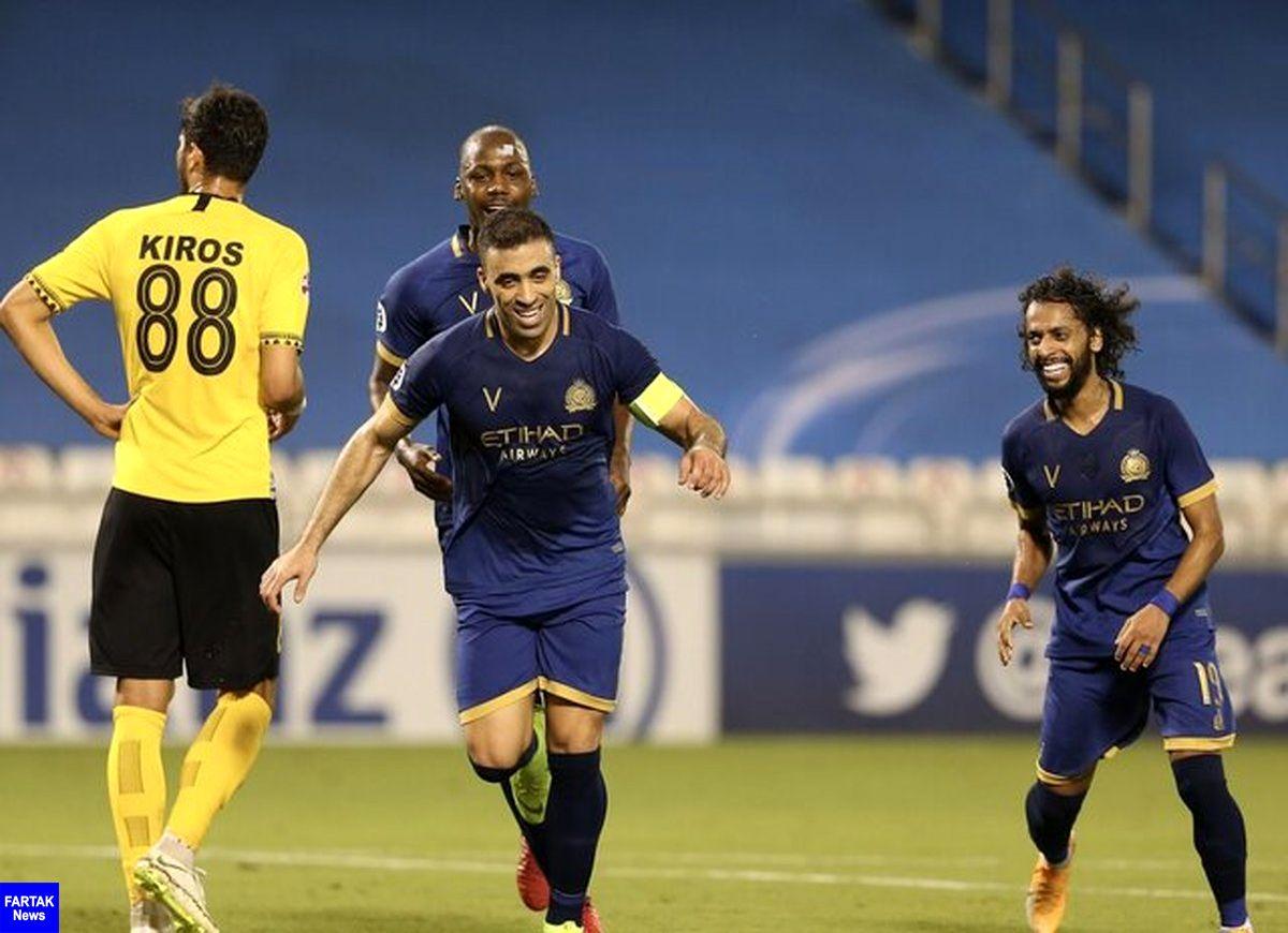 کارشناس فوتبال قطر: النصر در تمام خطوط از تیم ایرانی بهتر عمل کرد