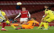 آرسنال 0-0 ویارئال: فینال لیگ اروپا تمام انگلیسی نشد