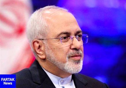 ظریف: کشورهای عادی از مذاکره سر باز نمیزنند