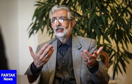حداد عادل: توجه به نیروی لایزال دینی مردم همه مشکلات را حل می کند