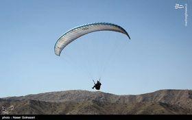 همایش ورزش های هوایی ایلام + تصاویر