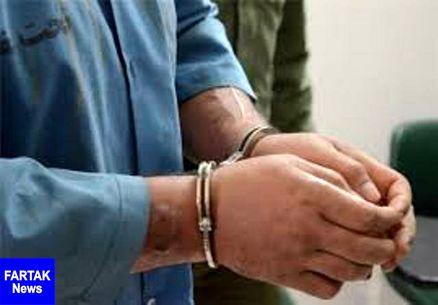 عامل جنایت «پارک جهانآرا» دستگیر شد