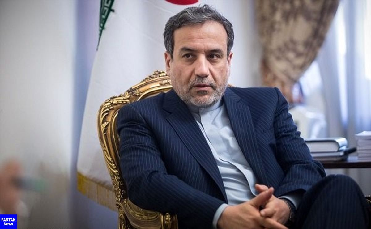 عراقچی هدف حمله عناصر ضدانقلاب قرار گرفت