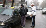 توقیف 14 دستگاه خودرو رانندگان مسافر بر شخصی غیر مجاز