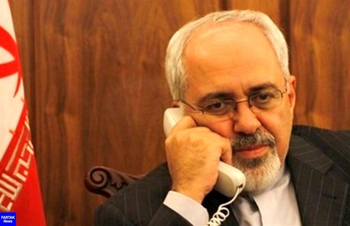ظریف و وزیر خارجه انگلیس درباره برجام گفت وگو کردند