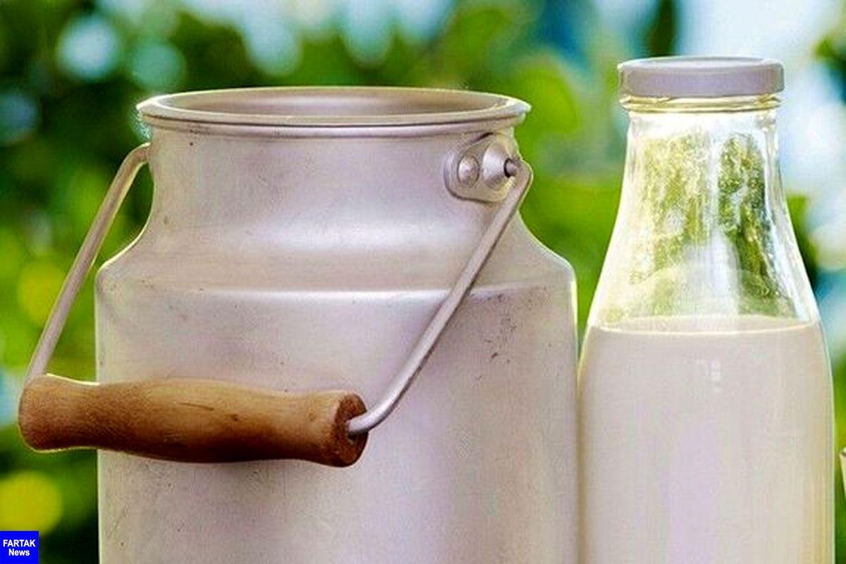 میزان افزایش قیمت شیرخام در ۲ سال گذشته اعلام شد