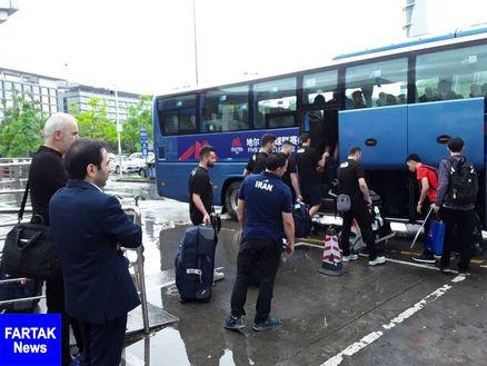 هفته نخست لیگ ملتهای ۲۰۱۹/ مردان والیبال ایران در چین اردو زدند