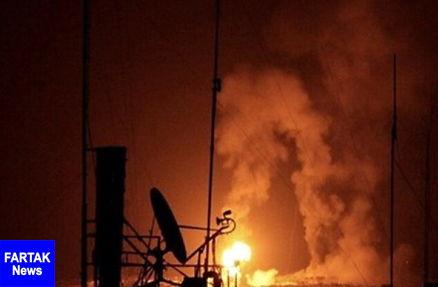 ترکشهای حمله موشکی به تلآویو ادامه دارد/غزه هدف حمله قرار گرفت