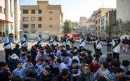 اجرای مرحله دوم طرح مدرسه آماده در تهران